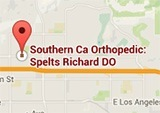 Google Map - Richard J. Spelts, DO - Sports Medicine Physician
